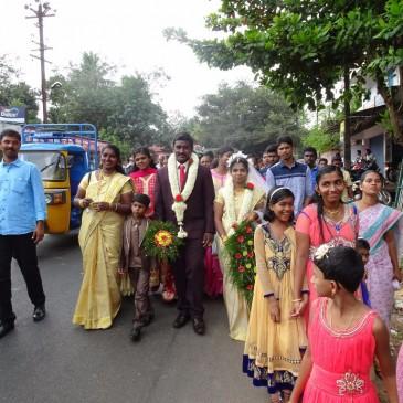 eine indische Hochzeit erleben