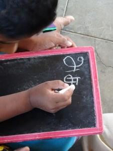 247! Zeichen und Buchstaben - und Buchstaben lernen gleich in zwei Sprachen ab 3 Jahren!