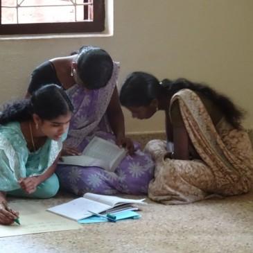 an einer Lerngemeinschaft teilhaben – erste Lehrerfahrungen