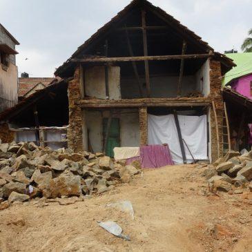 Sozialraumorientierung; der CMS mit einem neuen Projekt Kiruba am Start