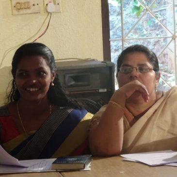 training programm – eine Weiterbildung für Erzieherinnen in Indien konzipieren und umsetzen